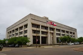 Bi State Justice Building Texarkana Arkansas